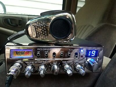 RANGER RCI 39 vhp 10 Meter/cb Radio converted and tuned stryker connex cobra