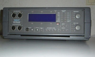 Audio Precision Portable One Dual Domain Audio Analyzer