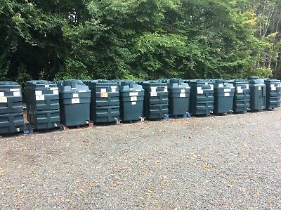 Bunded Heating Oil Tanks * Free delivery with in 100m of kings lynn Norfolk