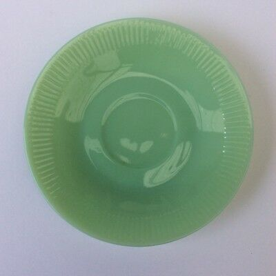 Vintage Fire King Jadeite Green Saucer Jane Ray Pyrex Glass Anchor Hocking Spare