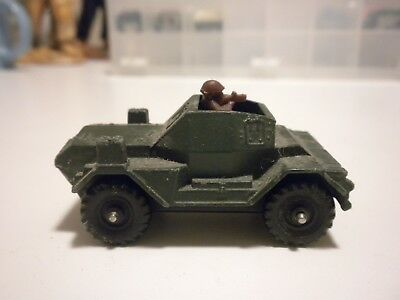 Corgi Juniors Daimler Scout Car Made In Great Britain In Great Condition