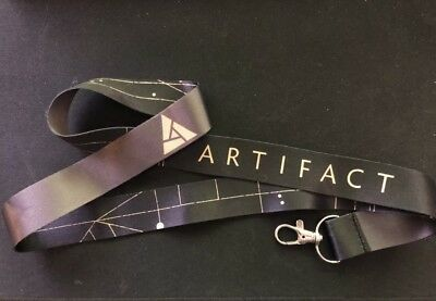 Artifact The DotA 2 Card Game Pax West 2018 Exclusive Collectible Lanyard Valve