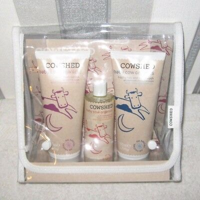 Cowshed Baby Cow Organic Sets