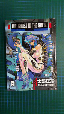 Ghost in the Shell 1 Manga Buch GitS neuwertig!! Egmont