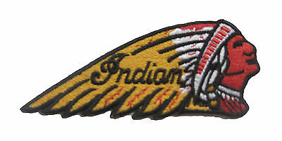 indian motorcycle Motorrad Kings Mountain patch Ecusson Broder