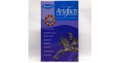 Benet's Artifacts 3rd Edition reference book.