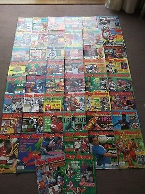 52 x ROY OF THE ROVERS from 1991 - Complete Year