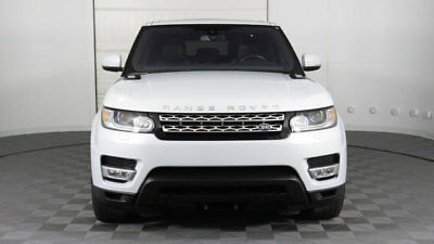 2016 Land Rover Range Rover Sport 4WD 4dr V8 2016 Range Rover Sport, One Owner, Low Miles, Great Options, This is IT!!!