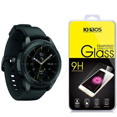 Khaos For Samsung Galaxy Watch 42mm Tempered Glass Screen Protector