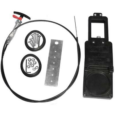"""TC372 72"""" Flexible Cable Kit With 3"""" Valve"""