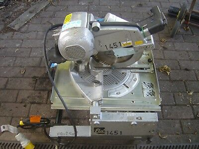 ELU Dewalt Flip over Mitre Chop saw 240v or 110V with legs and tools angle fence