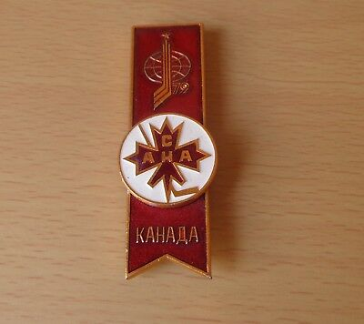 Ice Hockey World Championship 1979 Pin Team Canada