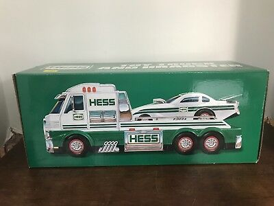 2016 Hess Truck and Dragster Collectible Batteries Included NEW IN BOX