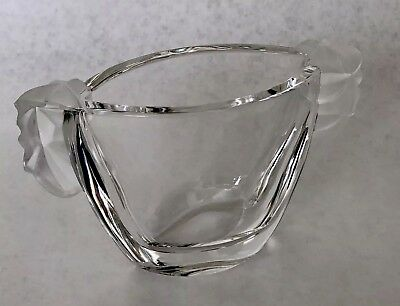 Cristal de Sevres - Crystal Vase Made in France