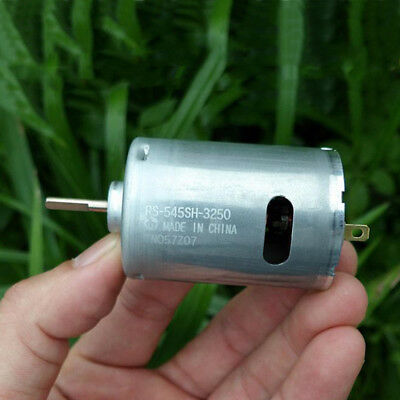 For Mabuchi RS-755SH-3570 DC24V 9500rpm Large Torque Motor for Drill Screwdriver