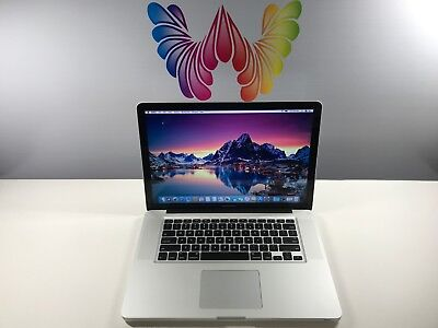 Apple MacBook Pro 15 Quad Core i7 PRE-RETINA TURBO 16GB RAM 1TB SSD WARRANTY