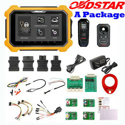 OBDSTAR X300 DP Plus X300 PAD2 Basic Version Immobilizer ECU Clone Service Reset