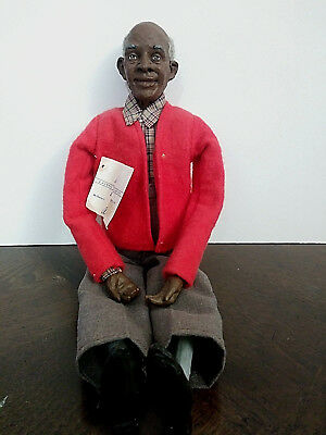 """Daddys Long Legs"" Abe Doll - Made by Karen Germany - Used"