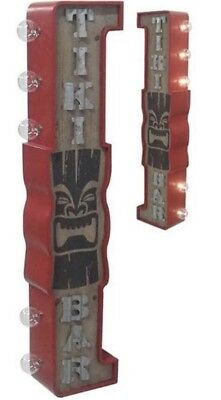 Tiki Bar Off The Wall Tin Sign