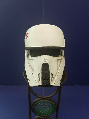 Star wars Rogue1 AT-ACT Pilot 1:2 Scale Helmet riddell