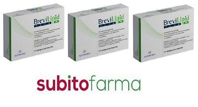 BreviLipid PLUS 90 compresse - Integratore CONTROLLO COLESTEROLO-Aurobindo