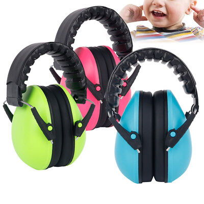 Infant Baby Kids Mini Hearing Protection Earmuffs Protector Soundproof Headphone