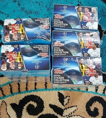 Topps Champions League 2017