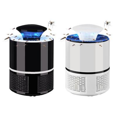 USB Electric Mosquito Repellent No Radiation Photocatalyst Fly Bug Killer Lamp