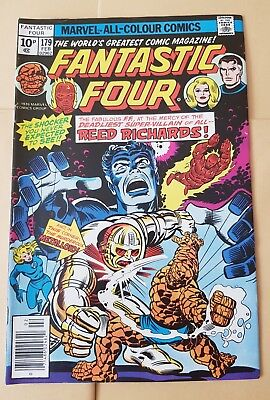 Fantastic Four 179 Feb 1977