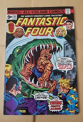 Fantastic Four 161  Aug 1975