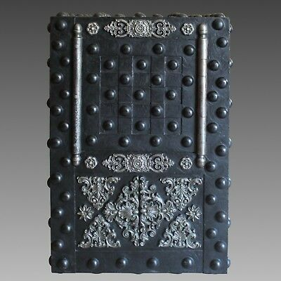 French studded Safe Strongbox - early 19th century - Perreymond