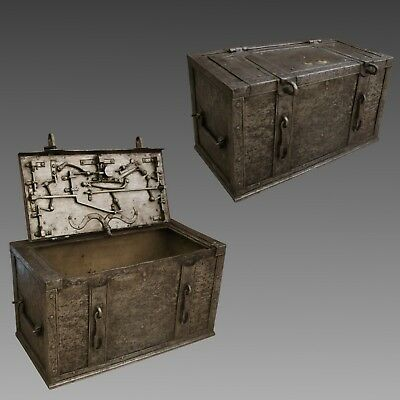 Italian Safe Strongbox - early 17th century