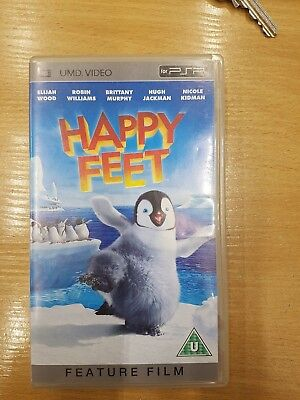 Happy Feet UMD Video FOR THE PSP boxed