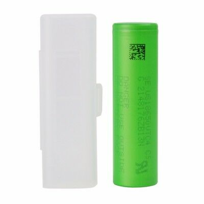 US SONY 18650 VTC5 HIGH DRAIN 30A Flat Top Li-Ion Battery 2600mAh for Vape² Mods
