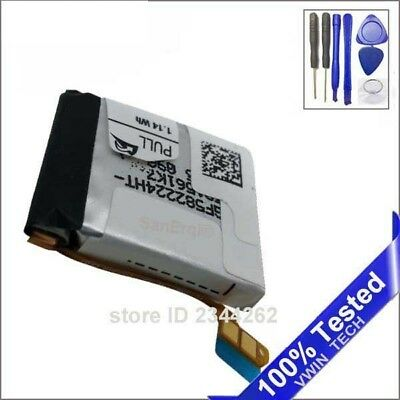 Battery For Samsung Gear 2 Neo R381 Replacement With Free Tools Smart Watch New