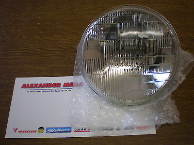Tractor Sealed Beam Unit Headlamp 152mm for Case IH International JCB Massey