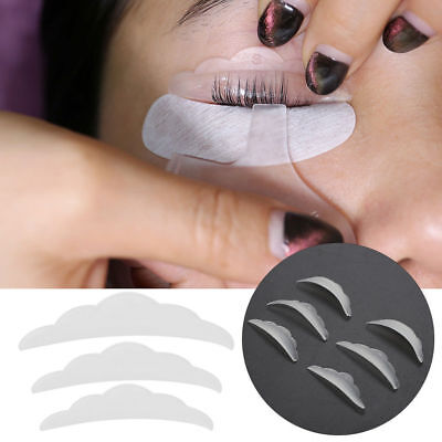 Silicone Eyelash Lifting Curlers Rod Curl Eye Lash Extension Shield Pad 3 Size G