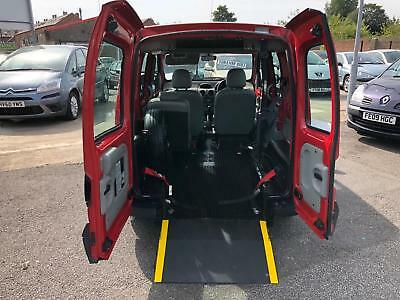 Renault Kangoo Disability / Disabled vehicle 2006 1.2 16v 75 Authentique