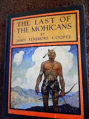 The Last of the Mohicans James Fenimore Cooper Copyright 1925 Great Illustra