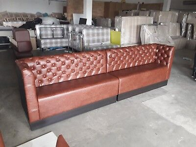 Booth Bench Sofa Seating Chesterfield Restaurant Pub Bar And Other Public Places
