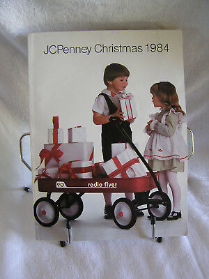 Vintage JCPenney 1984 Christmas Catalog