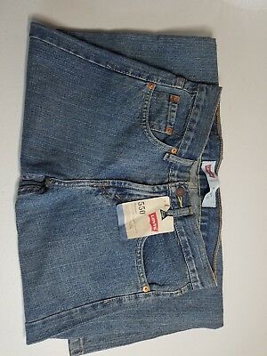 Levi's 550 Boys Kids Jeans Pants 12 Relaxed Fit Cotton New