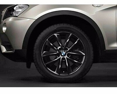 BMW X1 X2 Winter-Roue Complète Set Rayons Y 566 Neuf 18 Pouces 36110003044