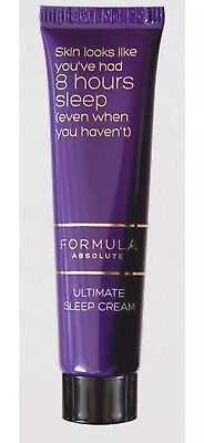 M&S Formula Absolute Ultimate Sleep Cream 15ml
