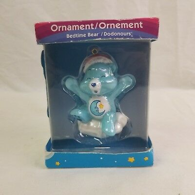 Bedtime Care Bear Holiday Ornament Hanging 2005 American Greetings Christmas NEW
