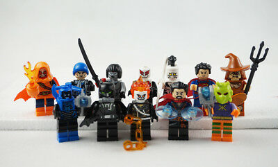 D899 Building Toys Minifigures Movie Gift Weapon New Character Compatible #More