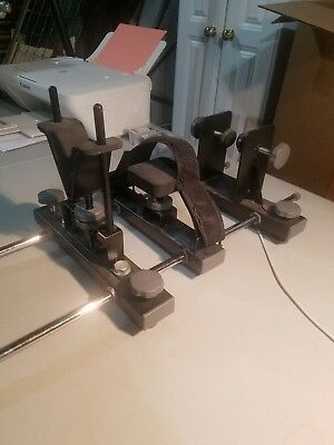 Cleaning & Sighting Vise & Parts Tray Adjusts to Any Length Great Support Guns