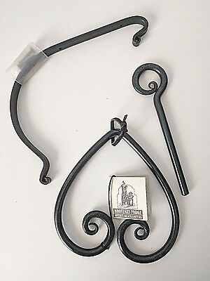 Iron Dinner Bell Ringer By Kootenay Forge Artist Blacksmiths Made In Canada