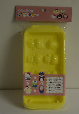 HELLO KITTY and Friends  Ice Tray Japanese Sealed NEW Yellow plastic
