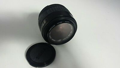 Sigma 35-70mm F3.5-4.5 Nikon AF Mount Zoom Lens. + Hoya 52mm Skylight